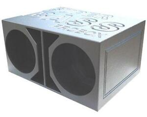 15 subwoofer box speakersub enclosures ebay 15 subwoofer with box publicscrutiny Gallery