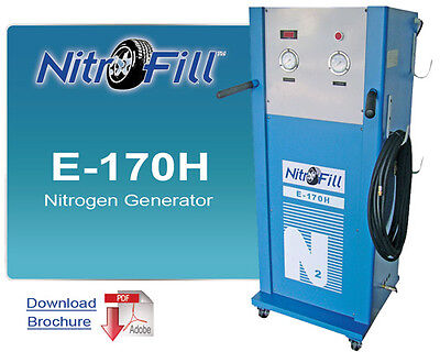 Nitrofill Nitrogen Generator For Industrial Use - Not For Tires