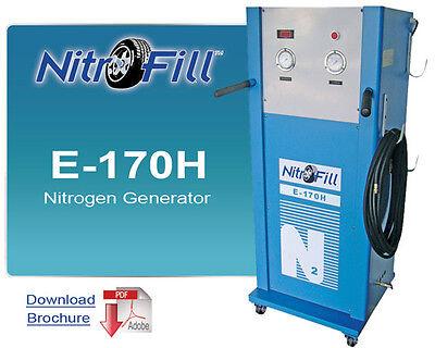Nitrofill Nitrogen Generator For Industrial Use - Not For Tires