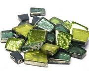Green Mosaic Tiles