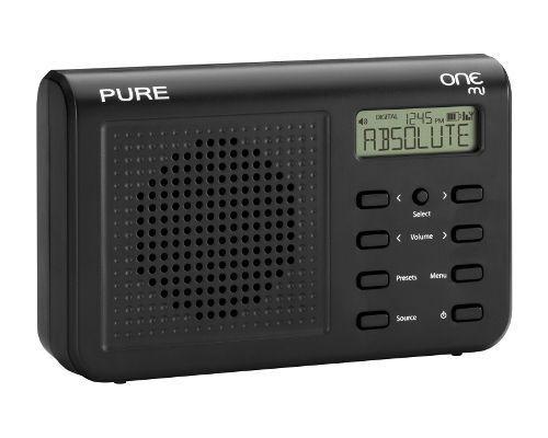 Pure One Mi Series 2 Portable DAB Digital and FM radio