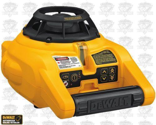 Dewalt Rotary Laser Level Ebay