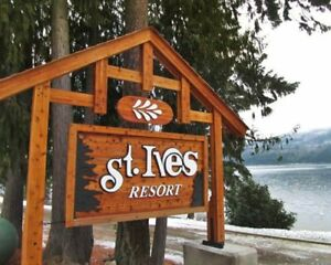 Timeshare for Sale - Shuswap Lake -Winter Sports InPoints System