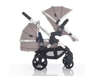 Icandy peach 3 single or double pushchair