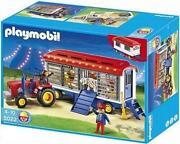 Playmobil Raubtierwagen