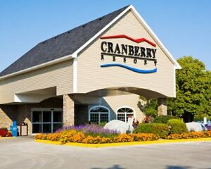 Christmas Week; 1BDRM Mountain View Villas at Cranberry - $1,400