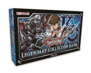 Yu-Gi-Oh Kaiba Legendary Collection Available @ Breakaway