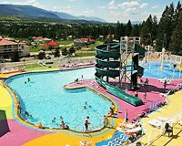 Fairmont Hot Springs, BC Time Share Resort 1BR Jun 10-12