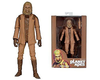 """Planet of the Apes Dr. Zaius 7"""" Action Figure ~ New in Box"""