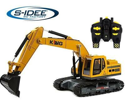 s-idee® S6827 RC Bagger 6 Kanal mit 2,4 GHz