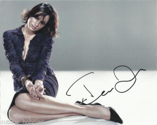 Famke Janssen Autographed Signed 8x10 Photo COA #1