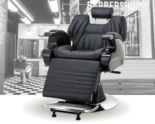 Heavy Duty solid Boxed Traditional Barber Chairs for sale & Heavy Duty solid Boxed Traditional Barber Chairs for sale | in Maida ...