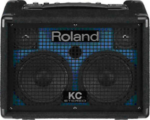 Roland Keyboard Stereo KC-110 Amp for sale