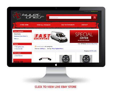 eBay Store HTML Listing Custom Template Design ebay store design store front
