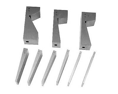 9pc Universal Angle Block Set .25 X 3 Inches