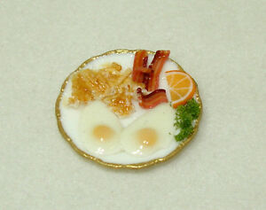 Mini-Bette-Accola-Bacon-Eggs-and-Hash-Browns-Breakfast-Miniatures-for-Dollhouse