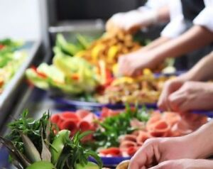 High Revenue Catering Business for sale