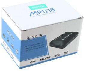 AGPtek 1080P HD HDMI USB Multi Media Player with Remote