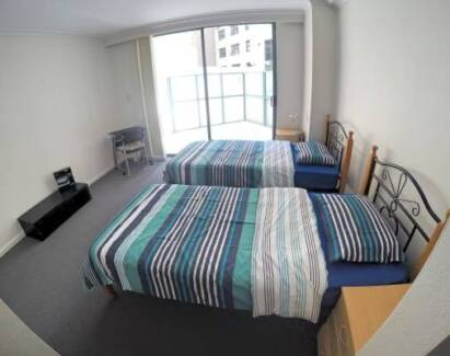MASTER TWIN SHARED ROOM FOR ONE MALE ROOMIE TO SHARE