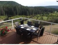 Change your pace! 100 Mile House BC exec home