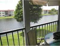 FLORIDA VERY NICE CONDO FOR SALE , GORGEOUS LAKE VIEW, FREE GOLF
