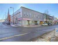 FULLY TENANTED BUILDING w/ COMMERCIAL SPACE