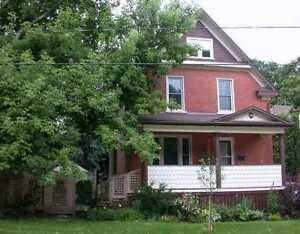 Uptown Waterloo House Rental September 15th