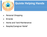 Personal Shopping and Errand Service