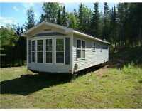 1 Bedroom Mobile Home