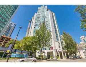 1100ft2 - 2BD/2BTH/1DN FULLY FURNISHED-YALETOWN VANCOUVER