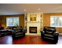 House for rent in Dunrobin by Ottawa River