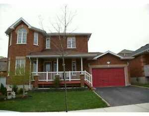 Executive 3 bedrooms detached with finished basement Mall area