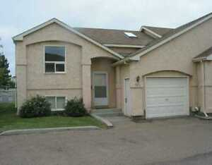 2 bed, 1.5 bath with loft single attached garage