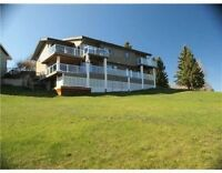 Small friendly town BC 4+bdrm appraised $450! Buyers mkt