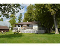 Wonderful Family Cottage on Mink Lake Near Eganville