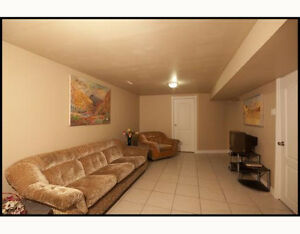 2 Bedroom basement suite FOR RENT! Features new ceramic tile th