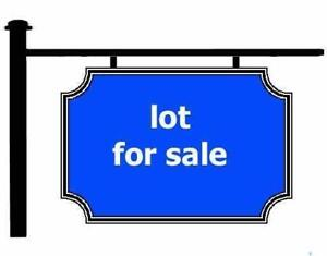 LOT FOR SALE!