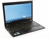 Lenovo X220 Intel Core i5 2.4Ghz, 8GB Ram 320GB WEBCAM WIFI, Win7 Pro 64-bit laptop SALE NOW ON!!!