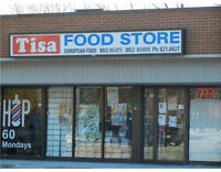 Family Run Food Business for Sale in Guelph