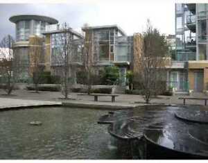 *******Rare Yaletown Waterfront Townhouse on Seawall-Dog OK*****