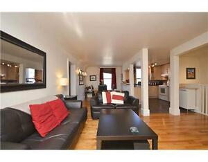 3-bedroom in trendy Hintonburg