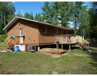 Waterfront, Madawaska River/Griffith/ Great Business Opportunity