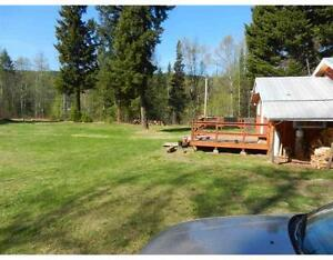 Recreational Property year round (Quesnel Lake)
