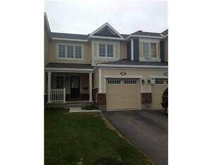 Townhome in Kanata from June 1/2016  .