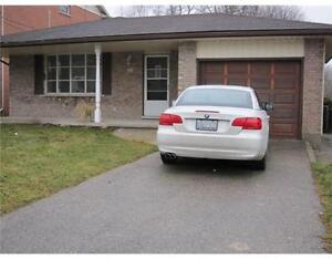 Large House for Rent - 5 Bedrooms Available - Utilities Included Kitchener / Waterloo Kitchener Area image 1