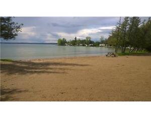 Trailer cottage + add-on located on beautiful Mink Lake