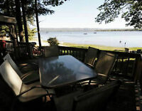 OPEN HOUSE TODAY:  Sun Jul 5, 2-4 PM, Waterfront Constance Bay