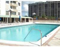 Amazing Apartment on the Beach, 1 bd w/ 1.5 br !!!