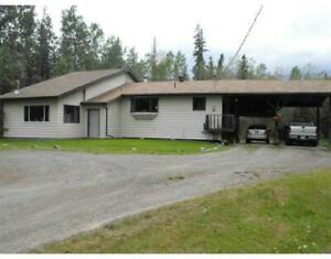 1323 ALDER AVENUE Vanderhoof, British Columbia