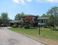 NEW PRICE COUNTRY HOME ON 3 AC IN COOK'S MILLS